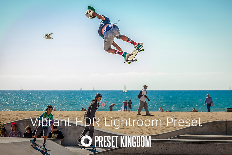 Free Vibrant Colors Lightroom Presets