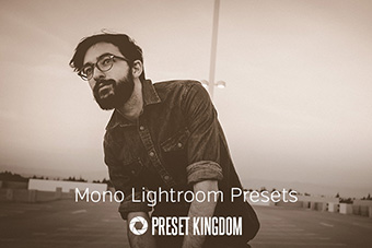 Mono Lightroom Presets