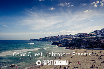 Color Quest Lightroom Presets
